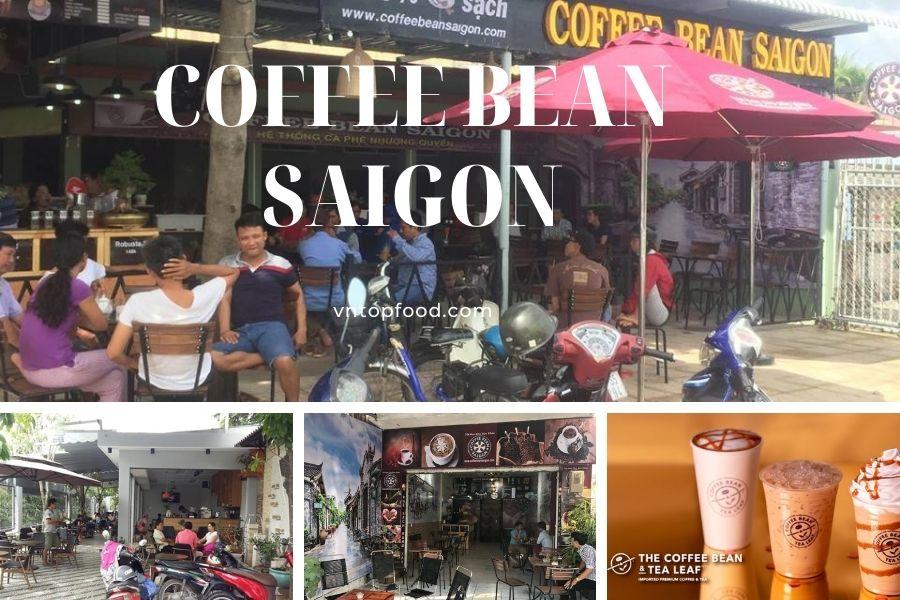 COFFEE BEAN SAIGON - Nhựng quyền thương hiệu cafe take away