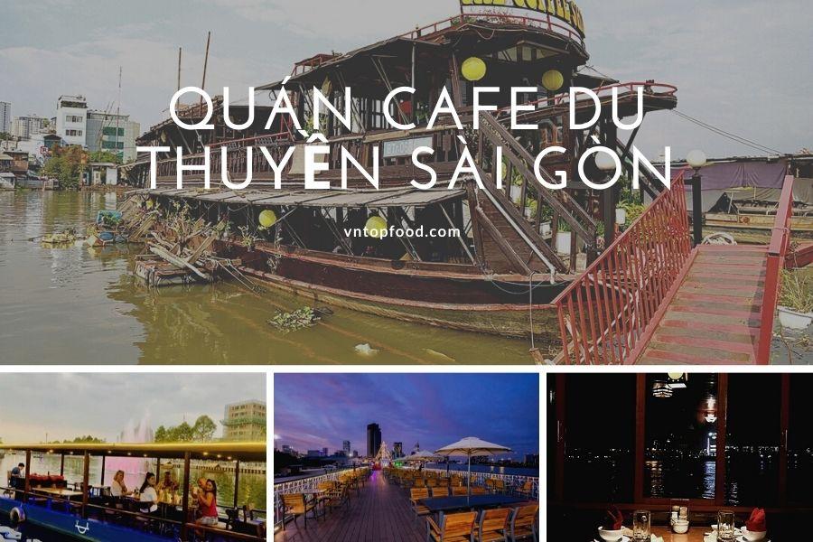 Cà Phê Du Thuyền Sài Gòn