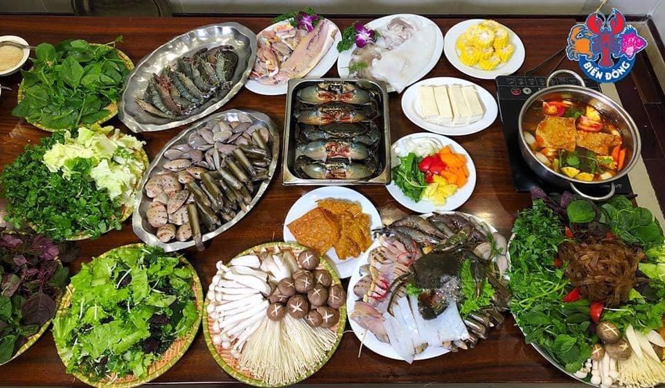 Hải sản Biển Đông