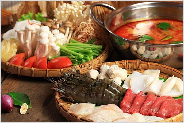 Hải sản Hải Châu Quán lẩu ngon rẻ ở Thủ Đức