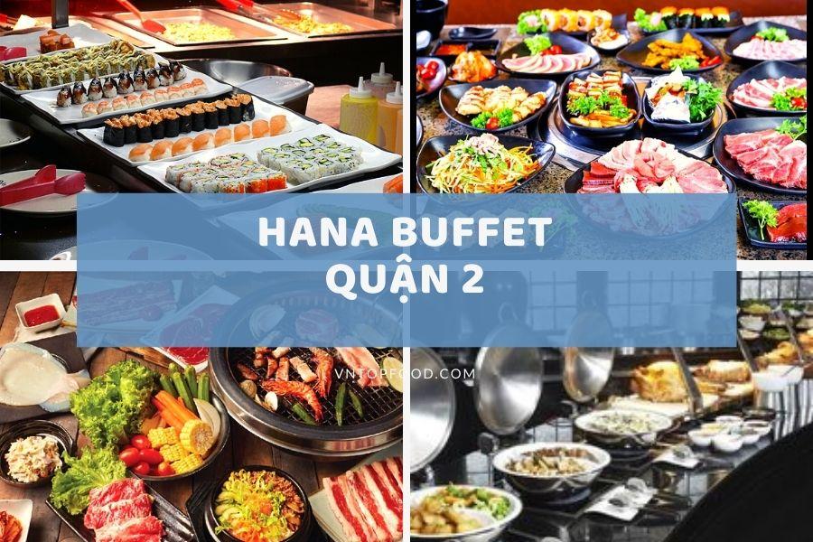 Quán Nướng Hana Buffet Quận 2