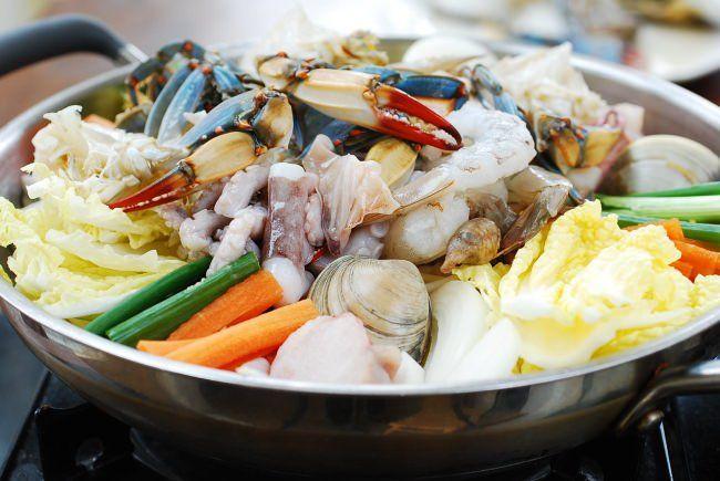 Hot pot Seafood Nha Trang