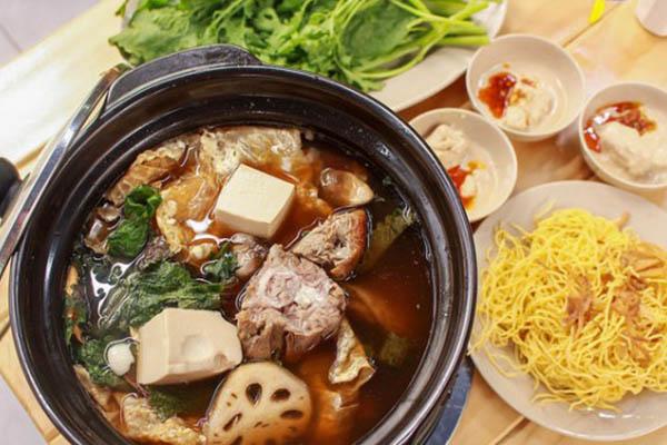Lẩu Dê Yên Hồng Quang 2
