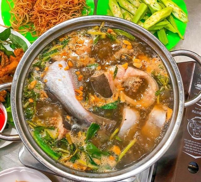 Lẩu cá 252 - Quán cá kèo ngon rẻ ở quận Bình Tân