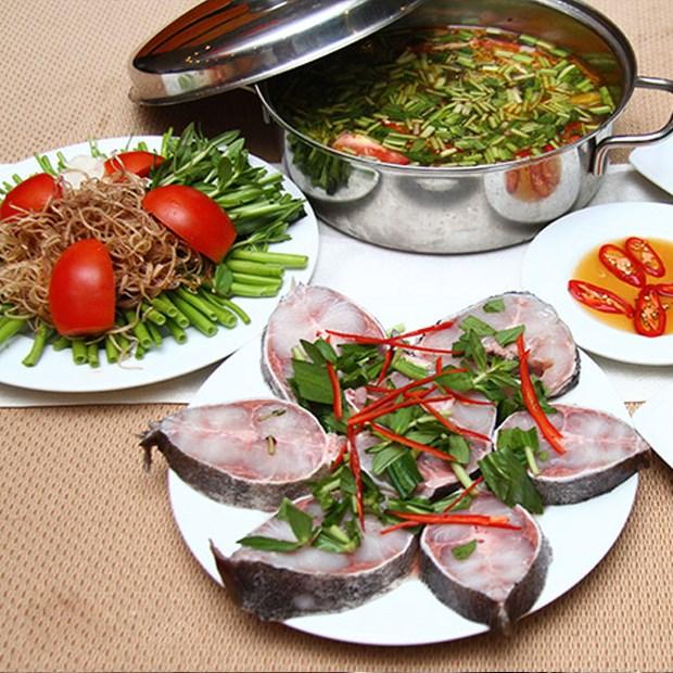Lẩu cá Thanh Vân