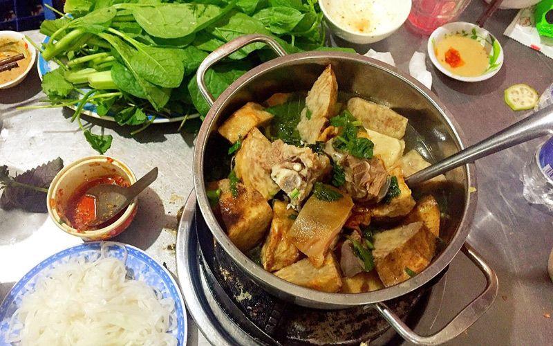 Lẩu dê 404 Nguyễn Thị Thập