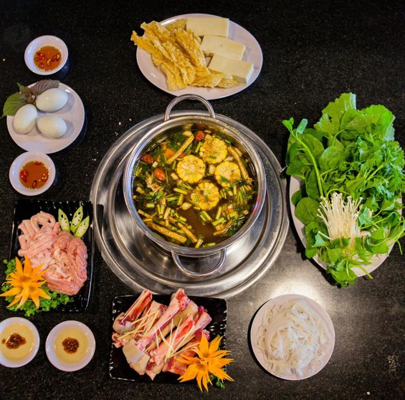Lẩu dê Lâm Ký - Quán lẩu dê ngon rẻ ở Tân Bình