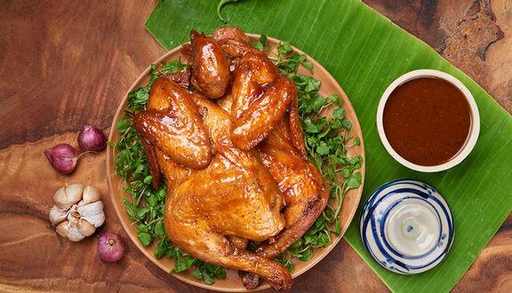Ăn lầu gà nòi ngon rẻ ở đau bình thạnh