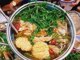 Lẩu gà tiềm ớt hiểm 109 ngon rẻ tại Bình Tân