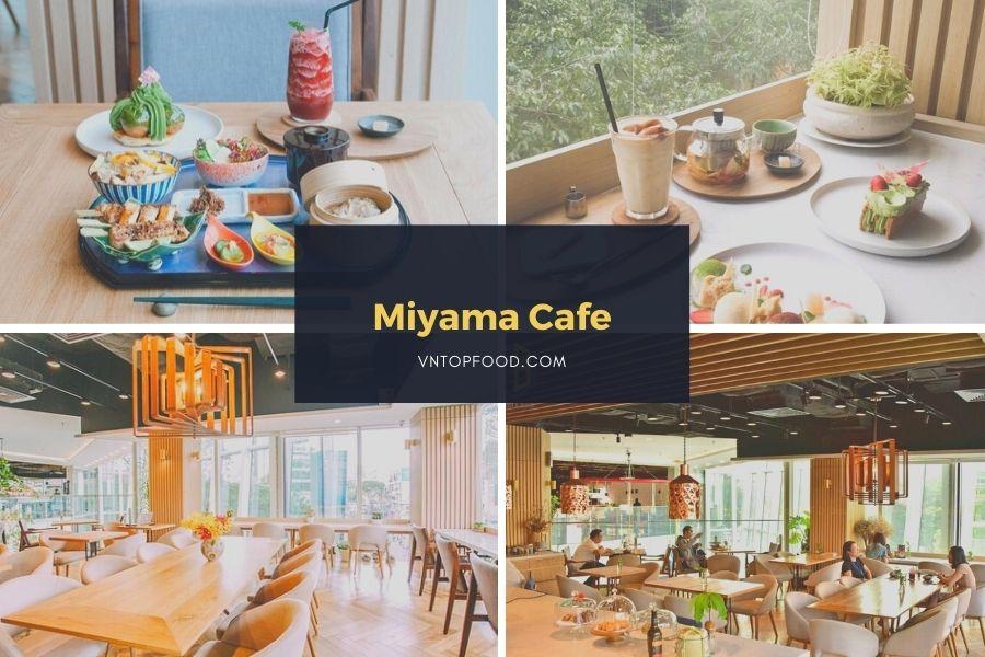 Miyama Cafe - Quán cafe phục vụ 24h