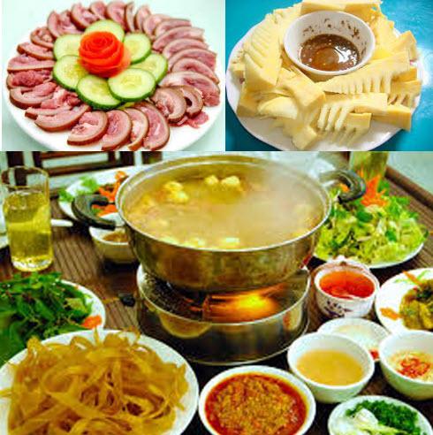 Nhà hàng Lương Thương 7 dê núi