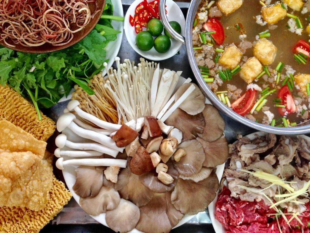 Nhà hàng Nấm Việt Hà Thành