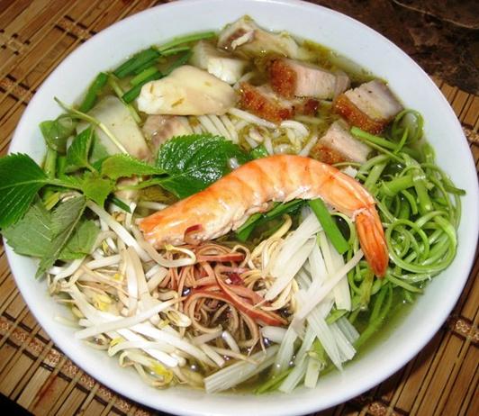 Quán Bún Huỳnh Long Cà Mau