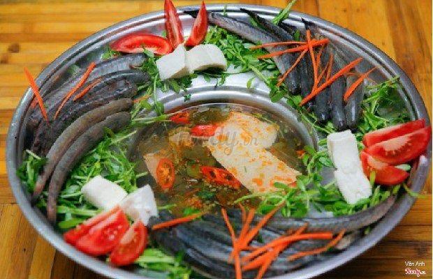 Địa điểm ăn lẩu cá kèo ngon ở tân phú