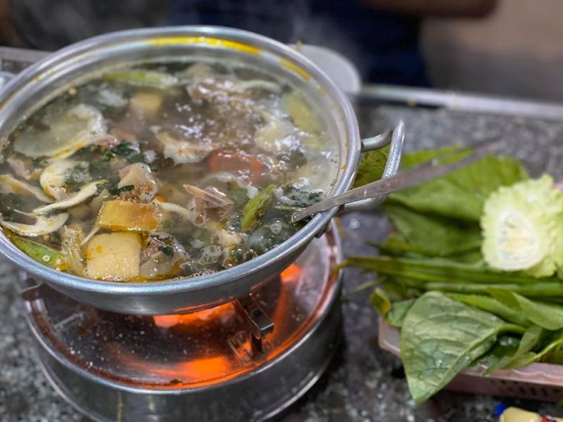 Quán Lẩu Dê - Bò ngon ở Nha Trang