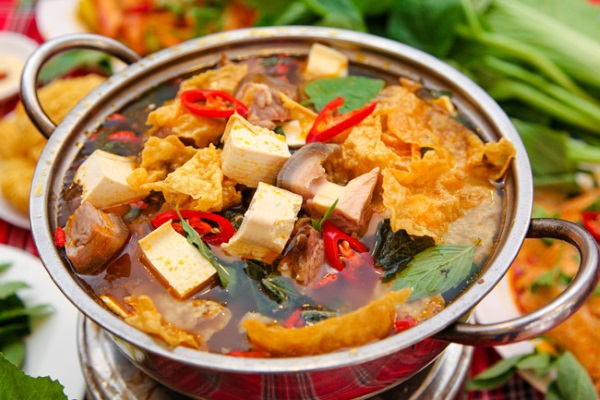 Quán Lẩu Dê Rặt Dê  - Quán lẩu ngon rẻ ở Phú Nhuận