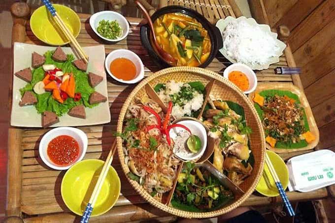 Quán ăn gia đình Sài Gòn - Quán lẩu gần đây nhất ở gò vấp