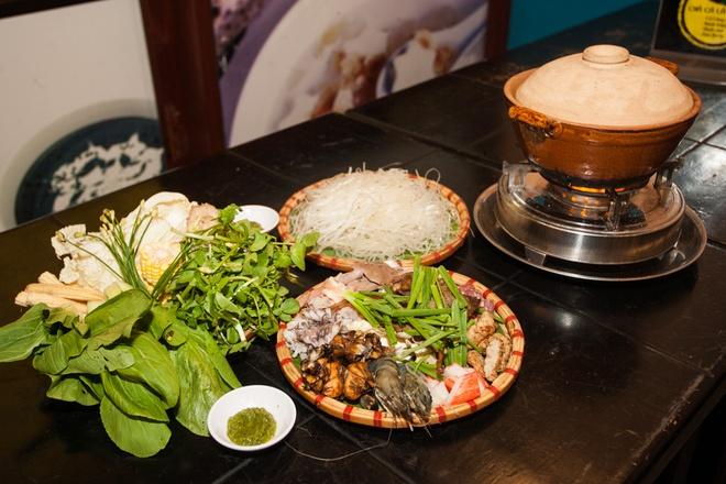 Quán lẩu Tả Pín Lù ngon rẻ tại Đà Lạt