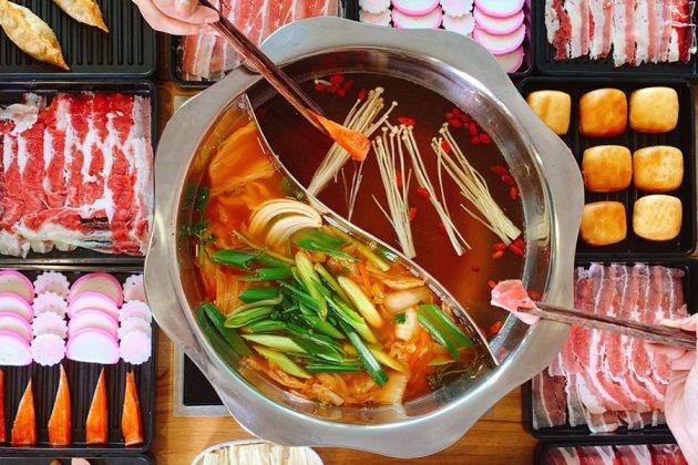 Quán lẩu bò ngon Food House - quán lẩu ngon rẻ ở Gò Vấp