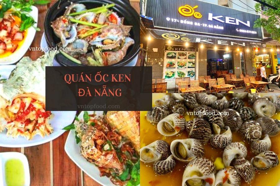 Quán ốc ken Đà Nẵng