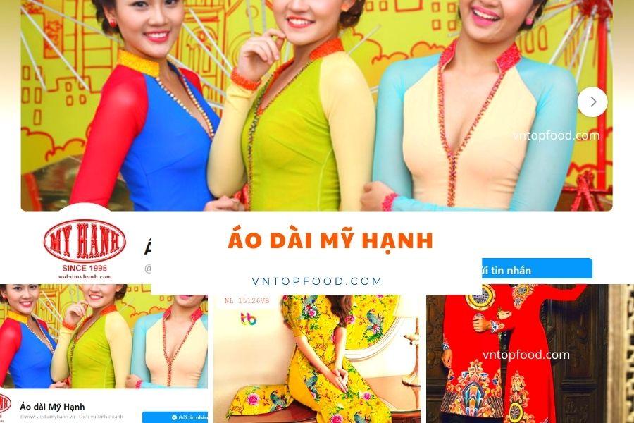 Áo Dài Mỹ Hạnh - Cửa hàng bán áo dài đẹp ở Bình Thạnh