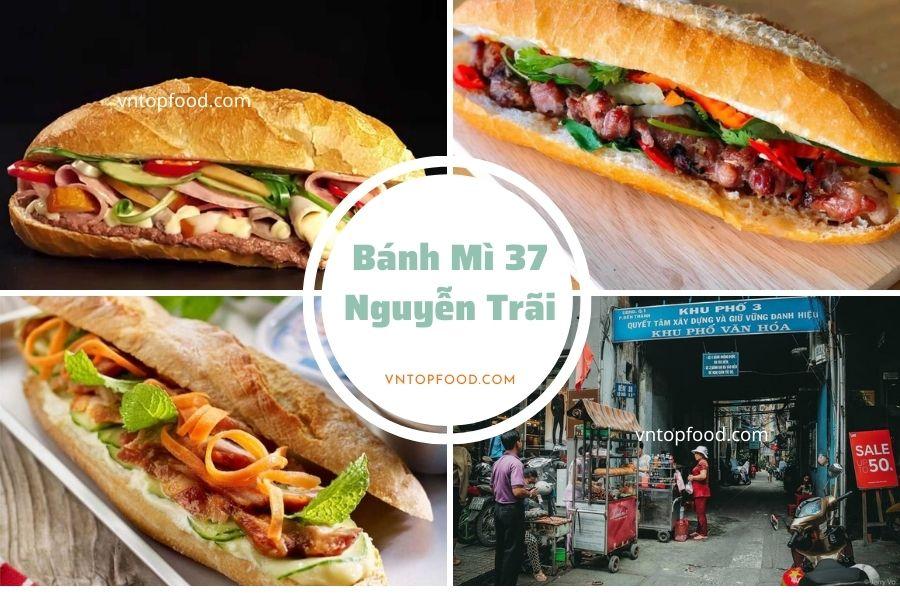 Bánh Mì 37 Nguyễn Trãi