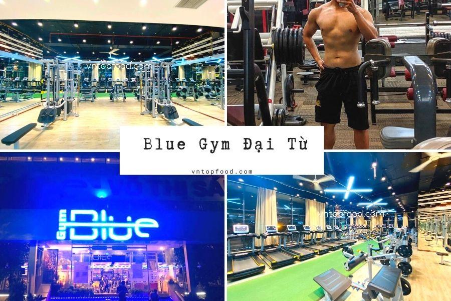 Blue Gym Đại Từ