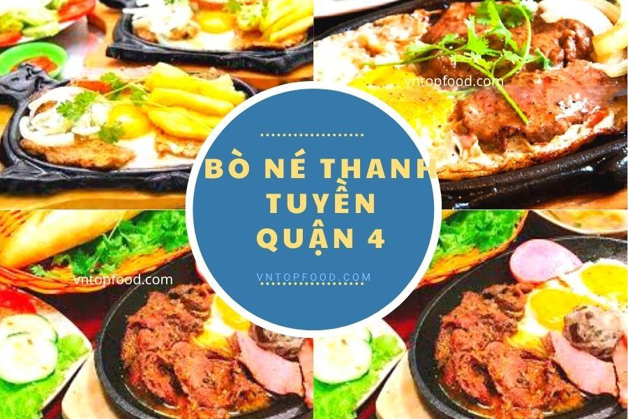 Bò né Thanh Tuyền - Ăn sáng ngon nhất ở Sài Gòn