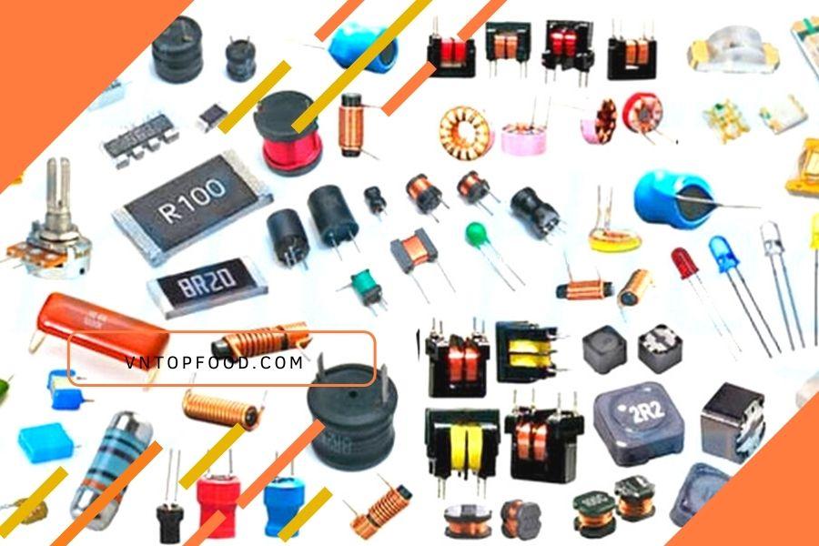 Các loại linh kiện điện tử phổ biến
