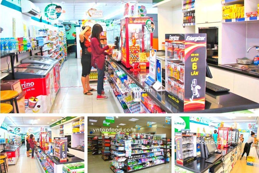 Cửa hàng tiện ích B's Mart