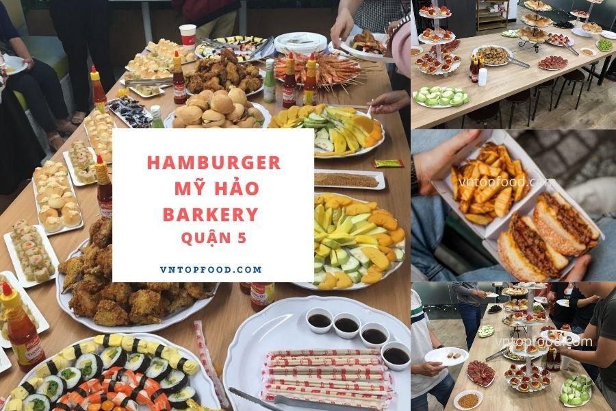 Địa chỉ mỹ hảo barkery chuyên các loại bánh ngon