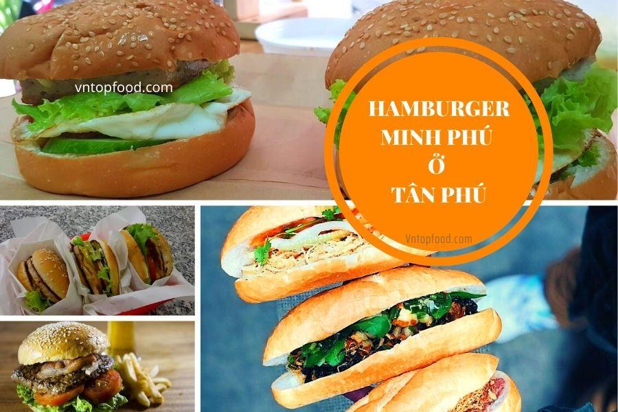 Hamburger Minh Phú