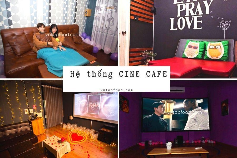 Hệ thống CINE CAFE