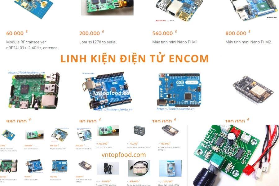 Linh kiện điện tử Encom