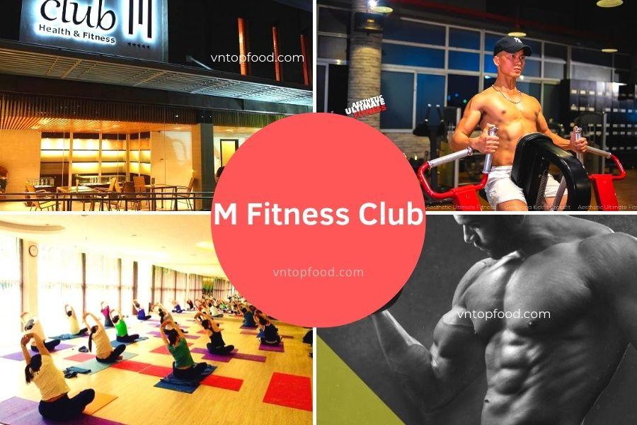M Fitness Club - Phòng gym Cầu Giấy