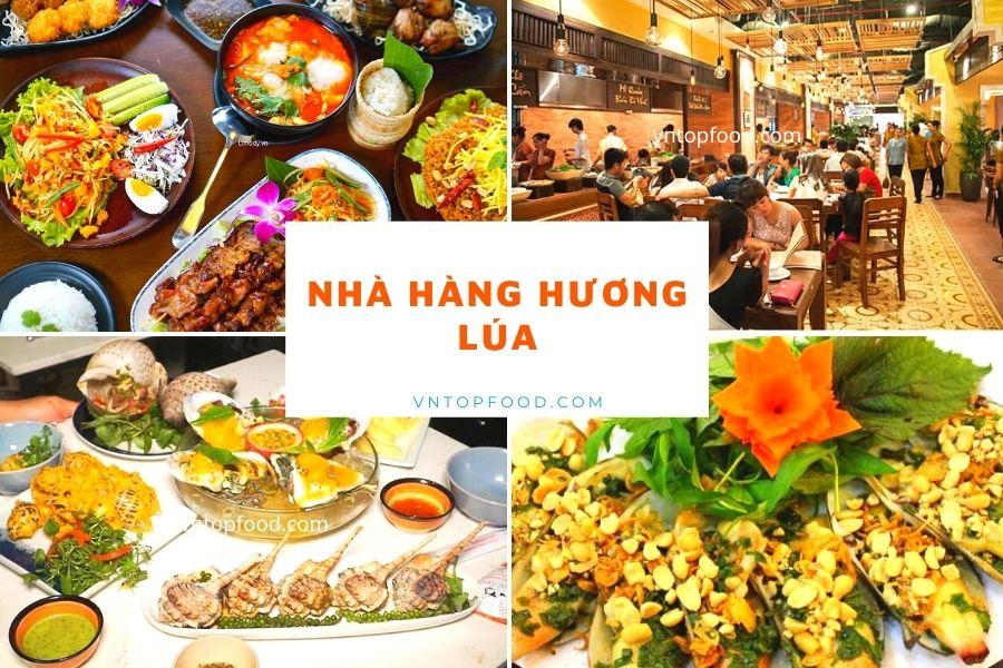 Nhà Hàng Hương Lúa - Quán ăn gia đình quận 4