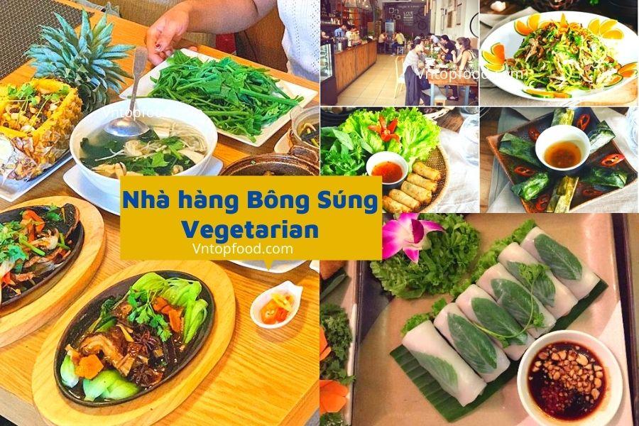 Nhà hàng Bông Súng Vegetarian