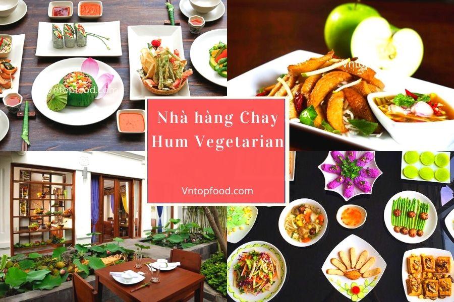 Nhà hàng Chay Hum Vegetarian - Ẩm thực chay ngon tại quận 1