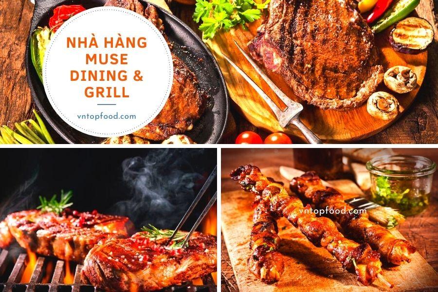 Nhà hàng Muse Dining & Grill
