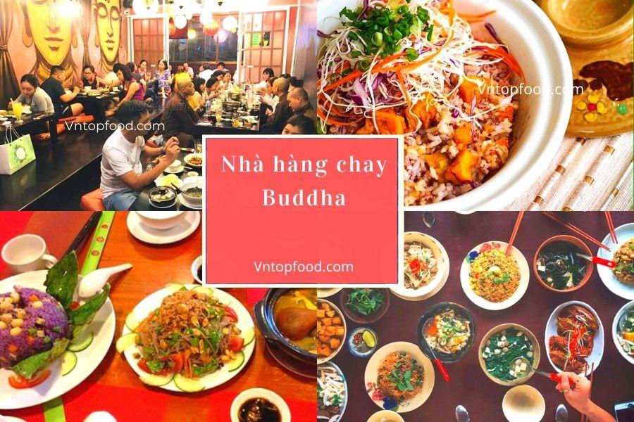 Nhà hàng chay Buddha - Địa chỉ ăn chay ngon tại Sài Gòn