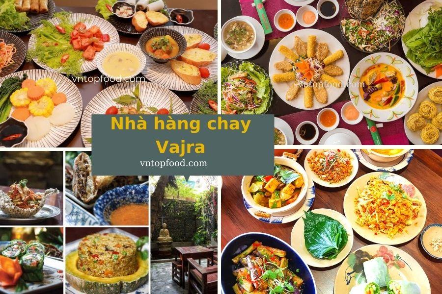 Nhà hàng chay Vajra - Mang phong cách ẩm thực chay Tây Tạng