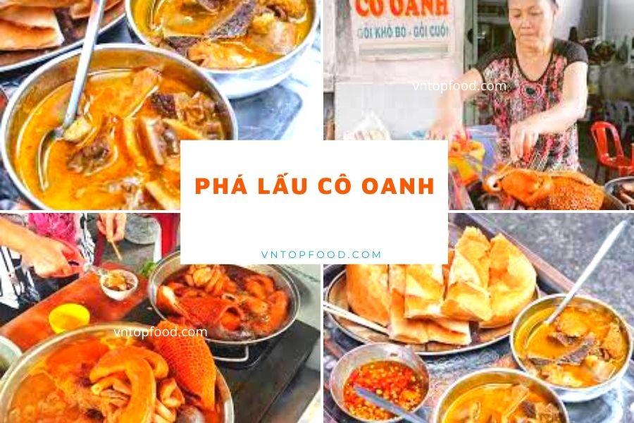 Phá lấu Cô Oanh - Ăn vặt vẻ hè Sà Gòn