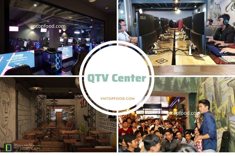 Quán net QTV Center gần đây ở tphcm