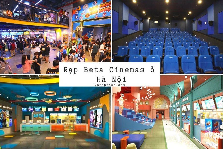 Rạp Beta Cinemas ở Hà Nội