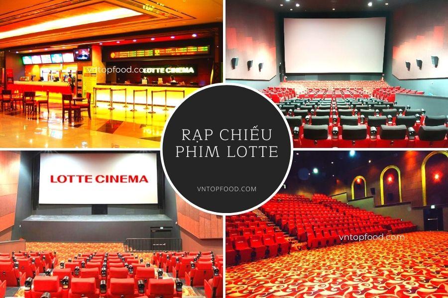 Rạp chiếu phim Lotte Hà Nội