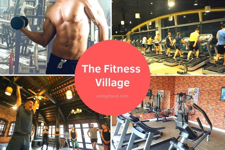 The Fitness Village - Phòng tập gym nổi tiếng tại Hà Nội