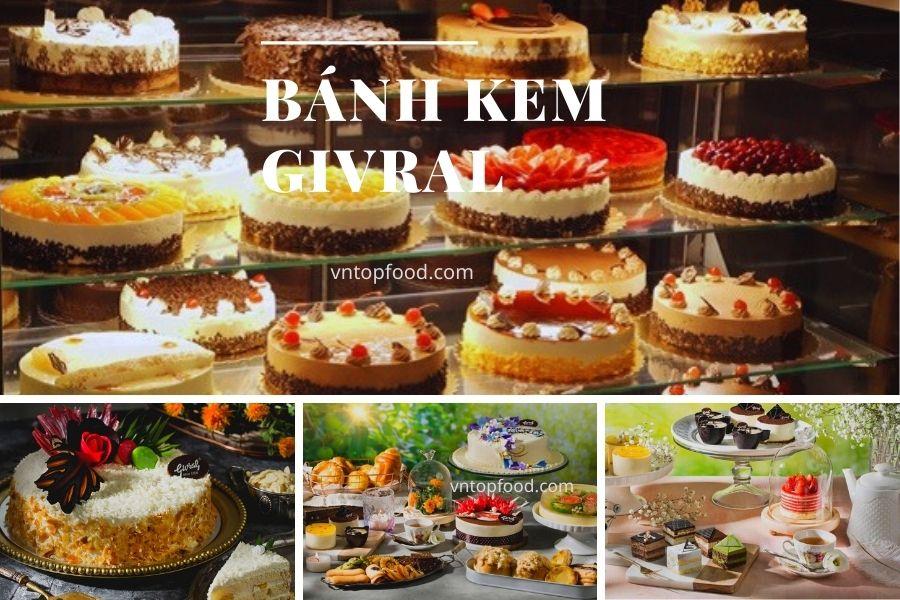 Tiệm bánh kem Girval nổi tiếng gần đây