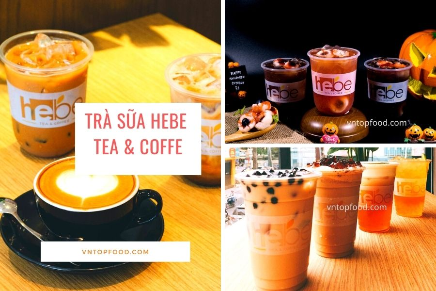 Trà sữa hebe tea and coffe