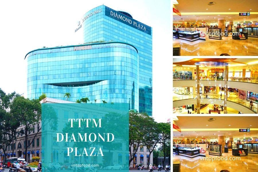 Trung tâm shoping Diamond Plaza