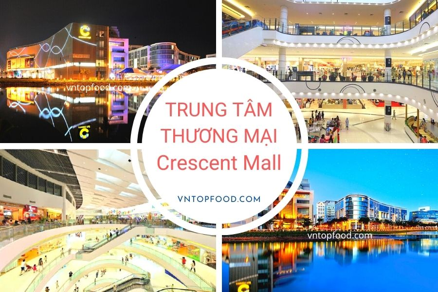 Trung tâm thương mại Crescent Mall